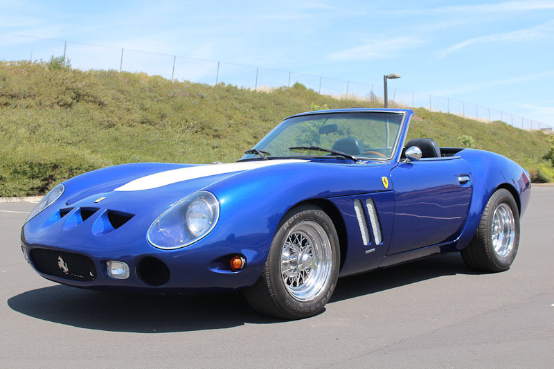 1962 Ferrari 250 GTO Spyder Replica 2 Door Convertible for sale