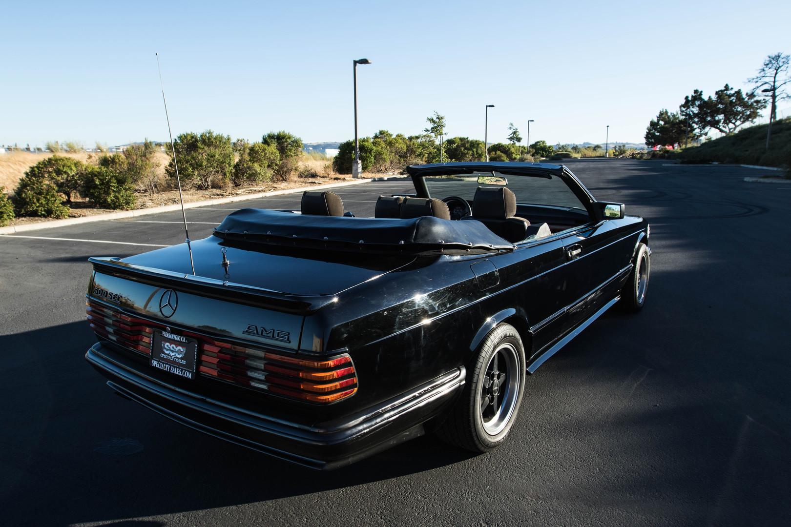Mercedes benz vehicles specialty sales classics for 1984 mercedes benz