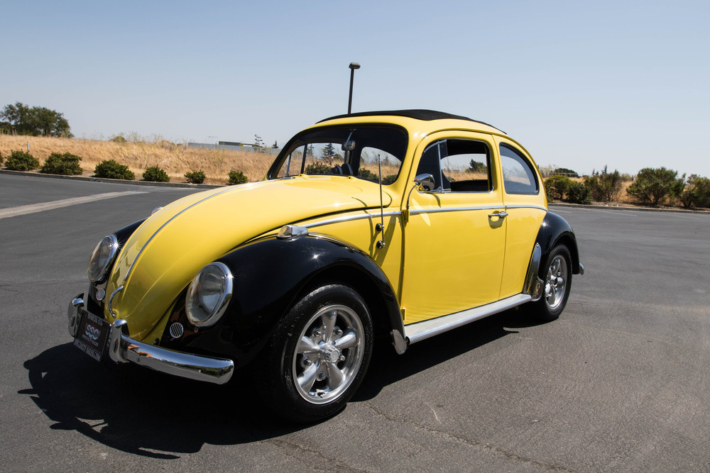 1960 Volkswagen Beetle Sunroof 2 Door Sedan for sale