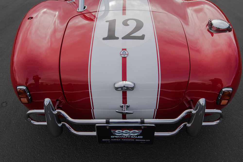 1966 Shelby Cobra Replica No trim field 2 Door Roadster for sale