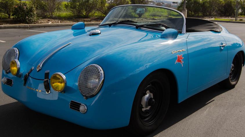 1957 Porsche Carrera Replica 2 Door Cabriolet for sale