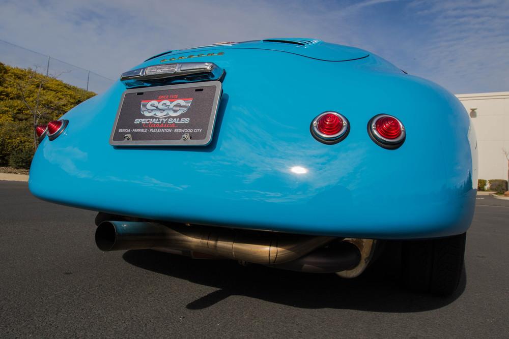 1957 Porsche GT Re-Creation No trim field 2 Door Cabriolet for sale