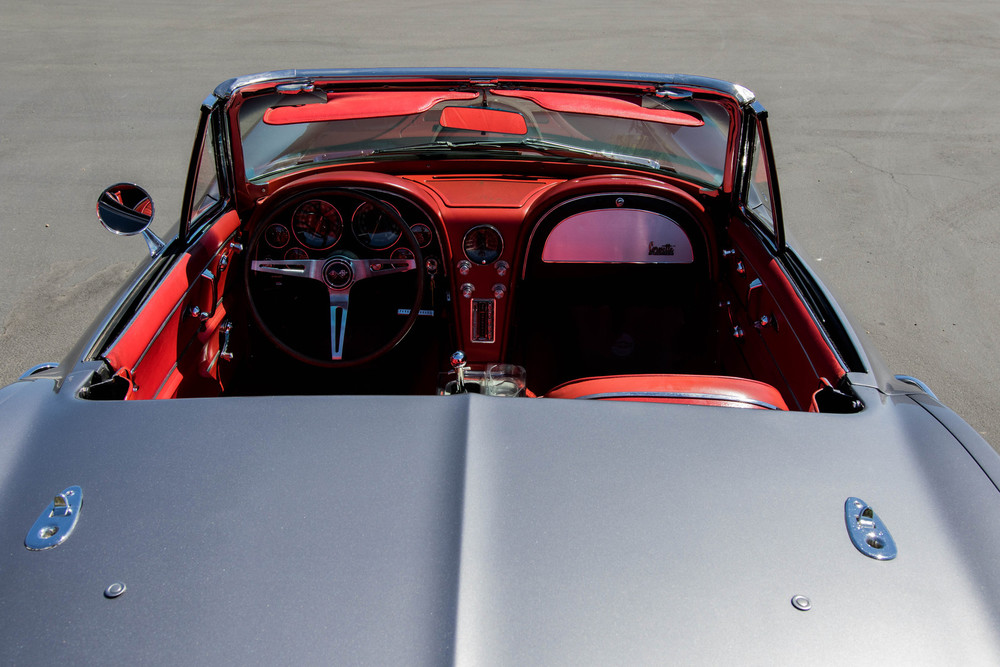 1965 Chevrolet Corvette Sting Ray 2 Door Convertible for sale