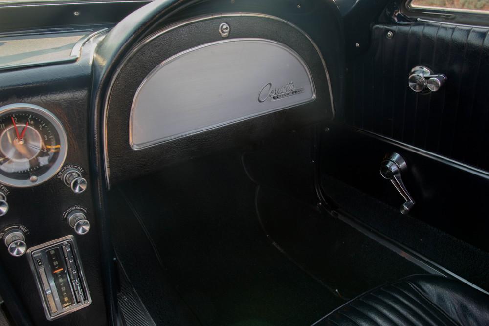 1963 Chevrolet Corvette Fuelie 2 Door Split Window for sale