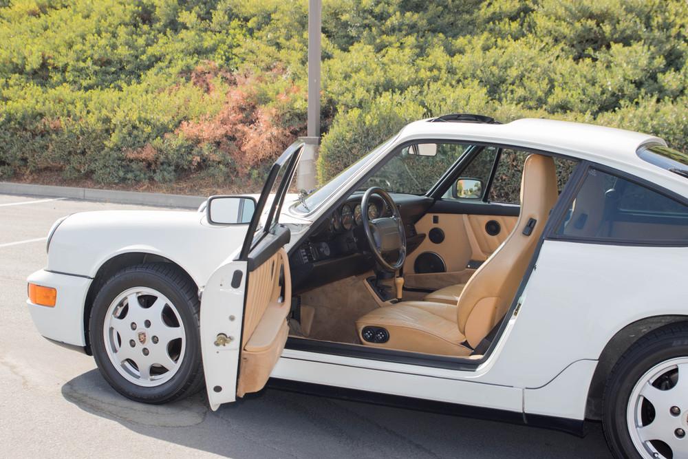 1991 Porsche 911 Carrera 2 2 Door Coupe for sale