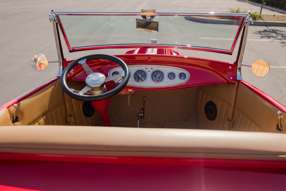 1929 Ford Model A No trim field 2 Door Roadster for sale