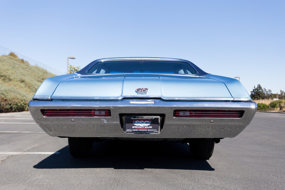 1969 Buick Gran Sport 350 2 Door coupe for sale