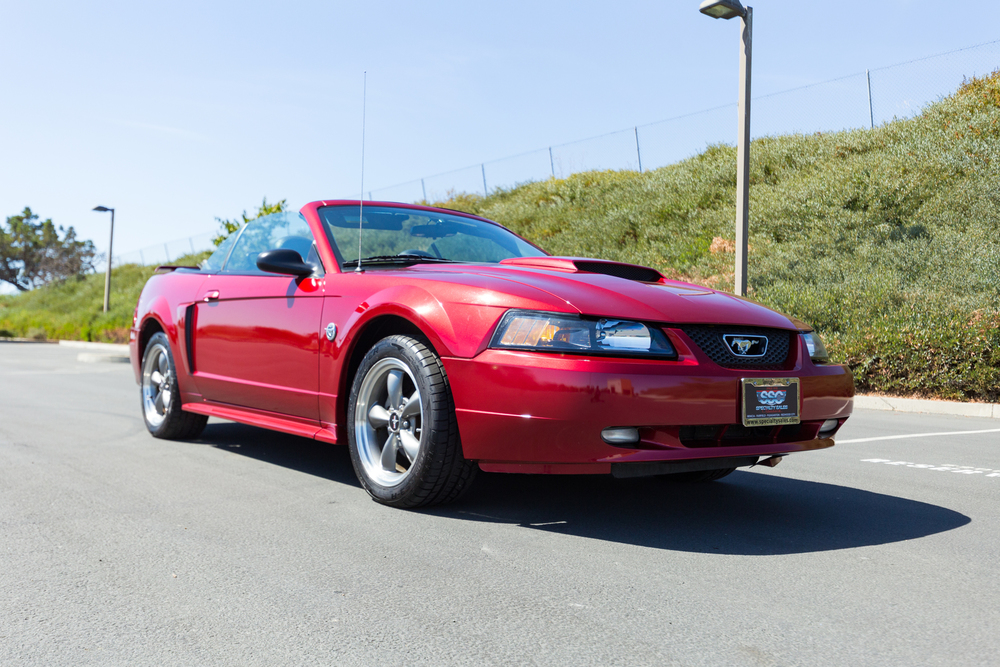 2004 Ford Mustang GT 2 Door Convertible for sale