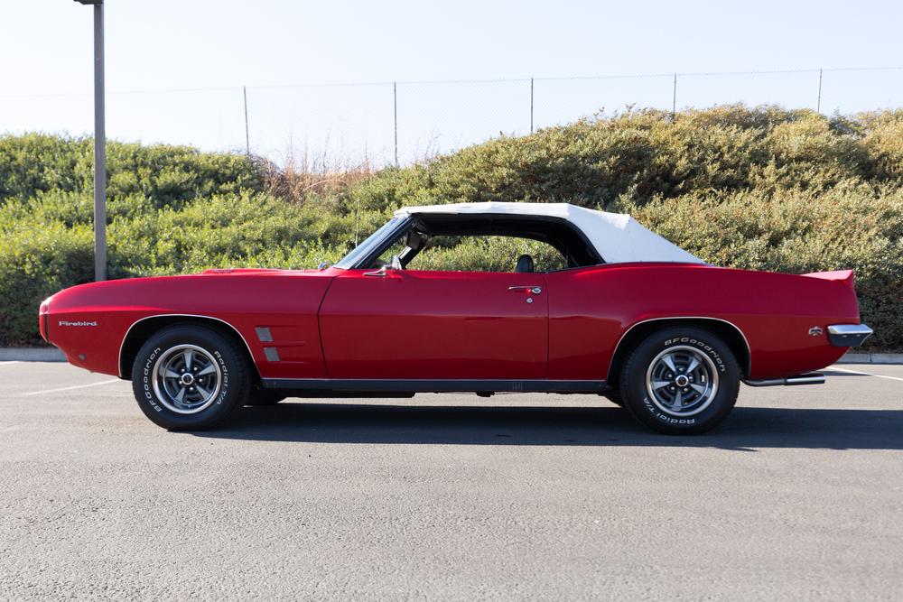 1969 Pontiac Firebird No trim field 2 Door Convertible for sale