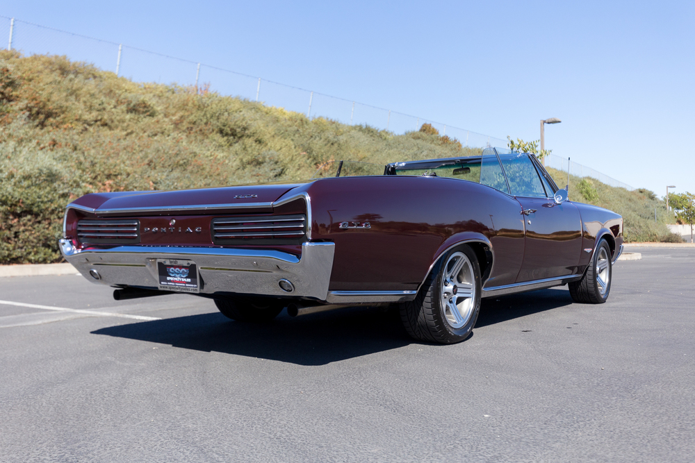 1966 Pontiac GTO No trim field 2 Door Convertible for sale