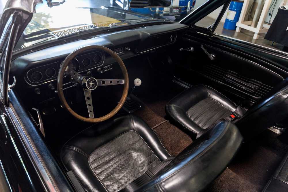 1966 Ford Mustang No trim field 2 Door Convertible for sale