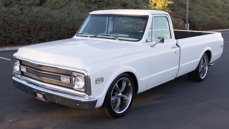 1972 Chevrolet C10 1/2 Ton 2 Door Pickup LWB for sale