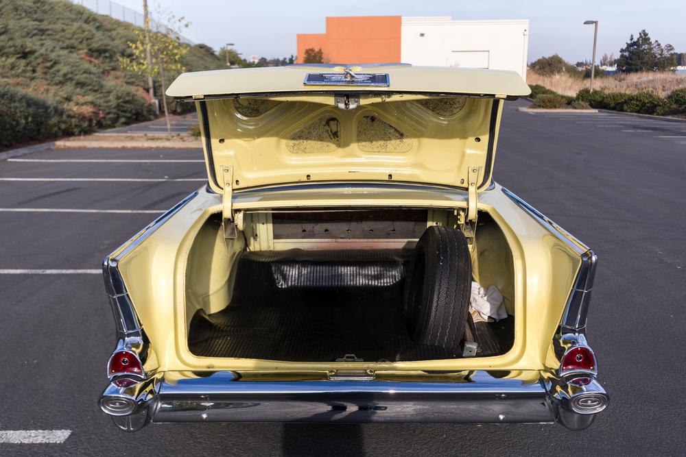 1957 Chevrolet Bel Air No trim field 2 Door Hardtop for sale