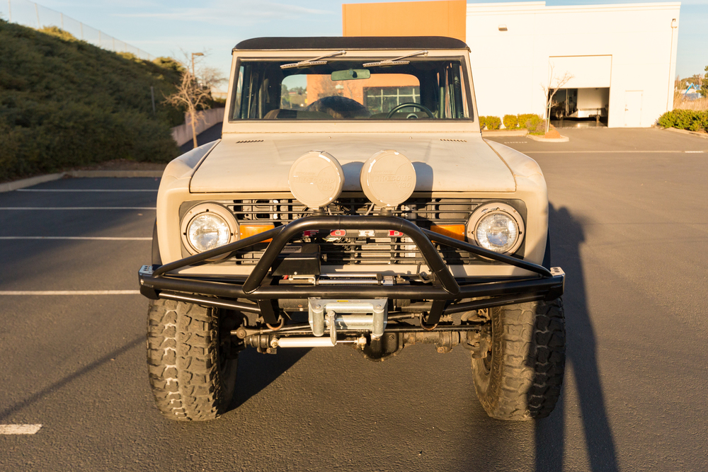 1974 Ford Bronco No trim field 2 Door Utility Roadster for sale