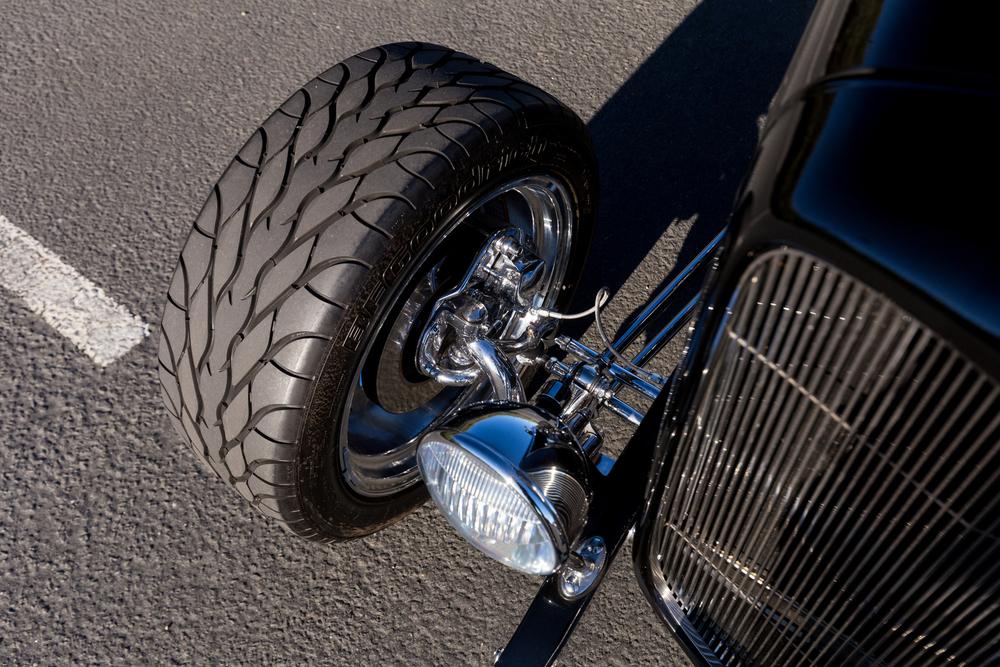 1932 Ford Hi-Boy No trim field 2 Door Roadster for sale