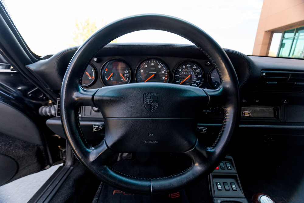 1996 Porsche 911 Carrera 993 Turbo 2 Door Coupe for sale