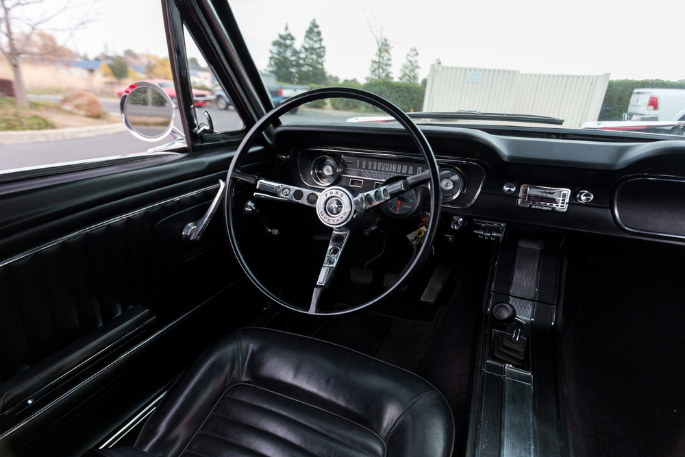 1965 Ford Mustang No trim field 2 Door Coupe for sale