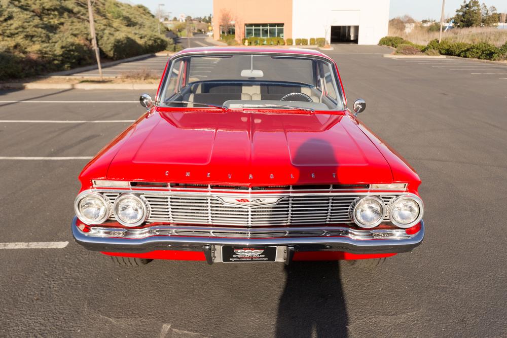 1961 Chevrolet Bel Air No trim field 2 Door Sedan for sale
