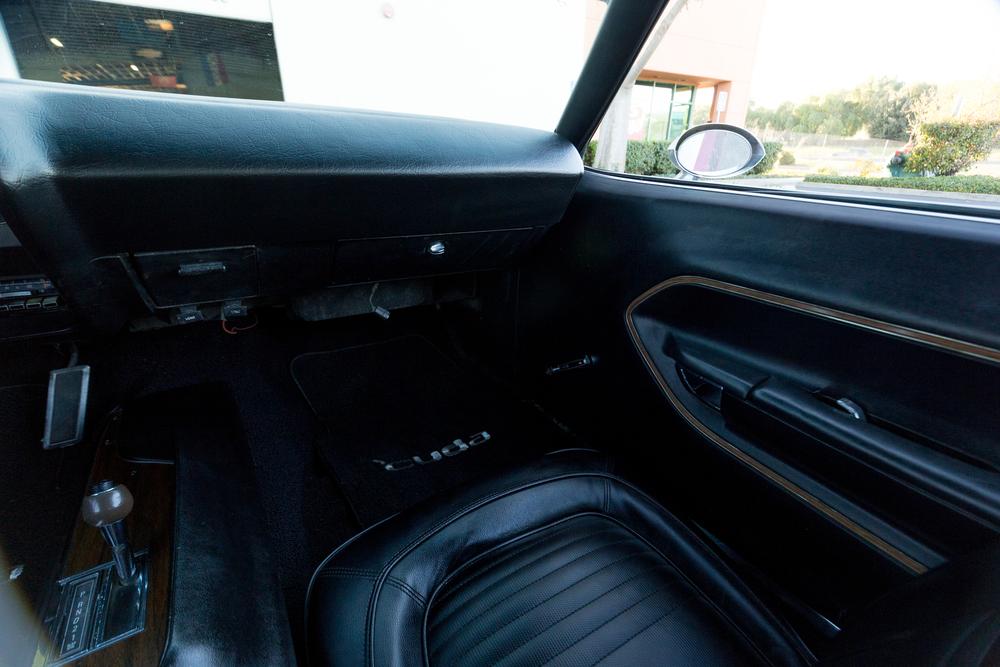 1970 Plymouth Barracuda No trim field 2 Door Hardtop for sale