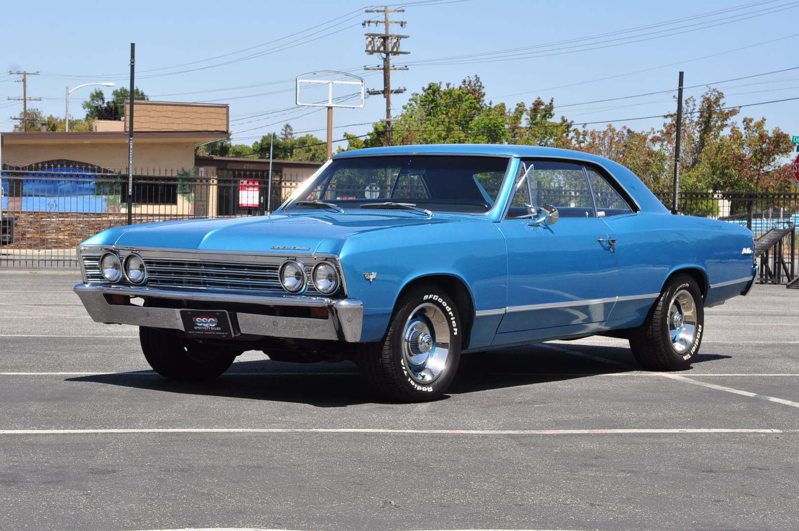 1967 Chevrolet Chevelle Station Wagon For Sale On Craigslist Autos Post