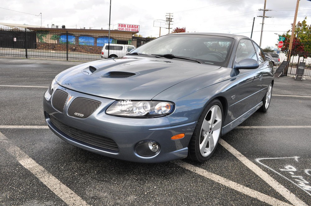 2005 Pontiac GTO - 2 Door Coupe for sale