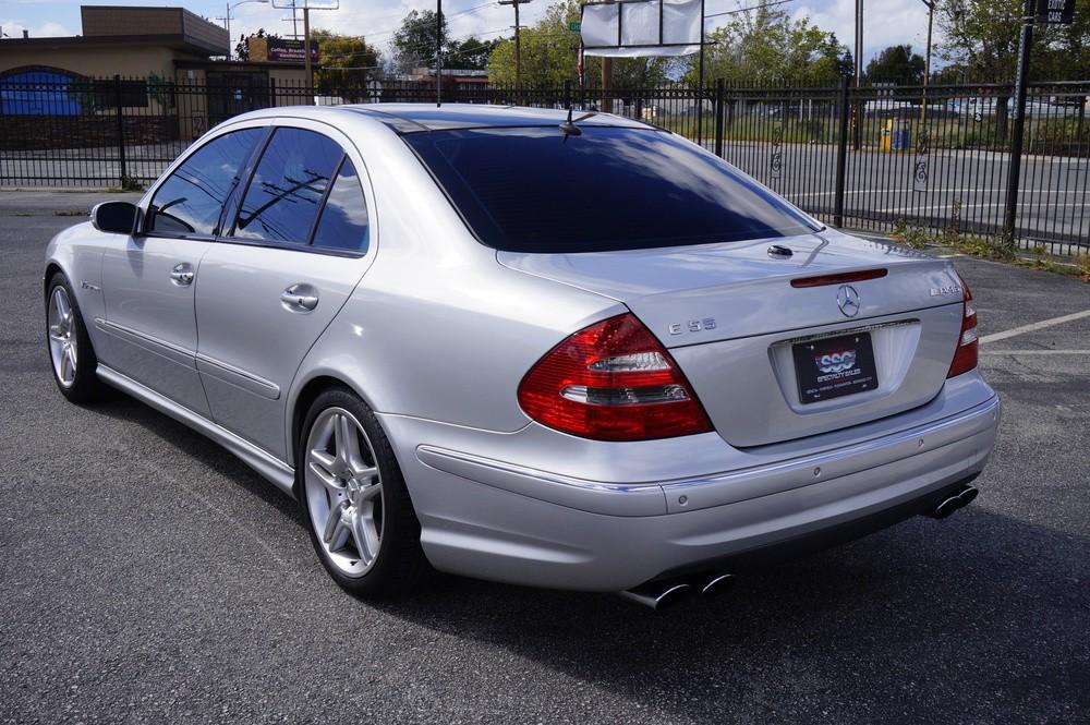 Mercedes benz vehicles specialty sales classics for 2004 mercedes benz e55 amg