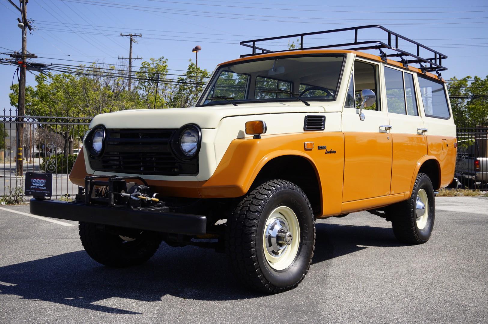 Toyota Vehicles Specialty Sales Classics
