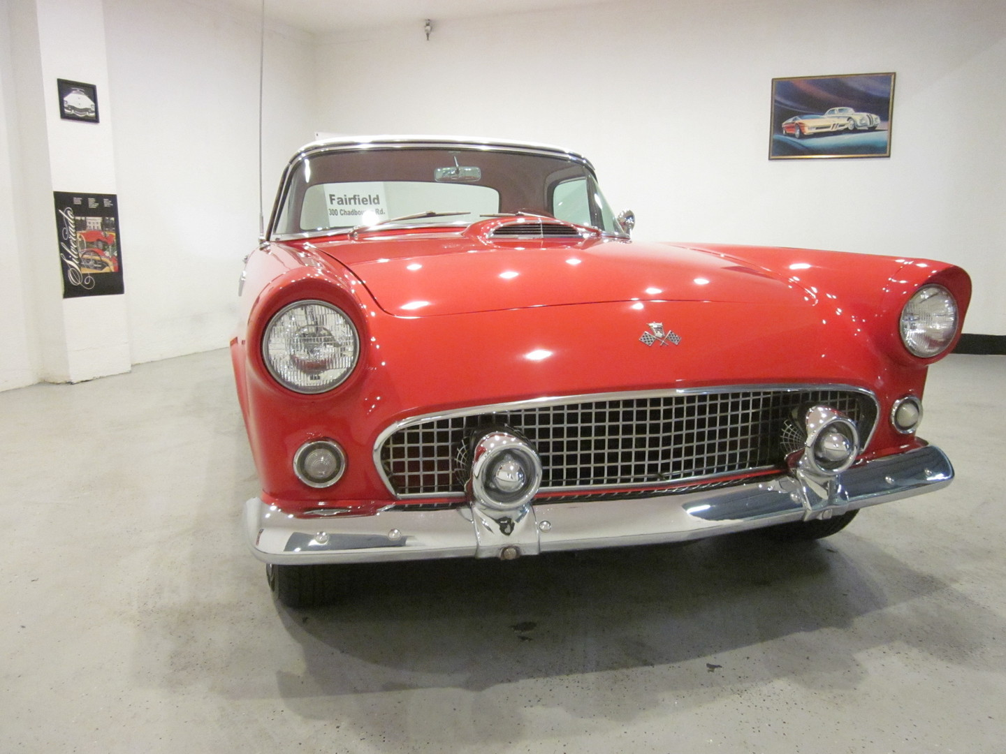 Ford vehicles specialty sales classics for 1955 ford 2 door