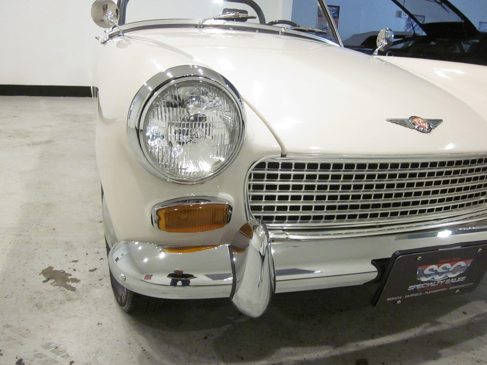 1962 Austin Healey Sprite Mark II 2 Door Roadster for sale