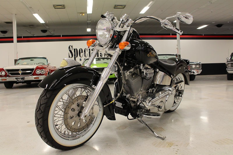 2003 Indian Spirit Delux 0 Door Motorcycle for sale