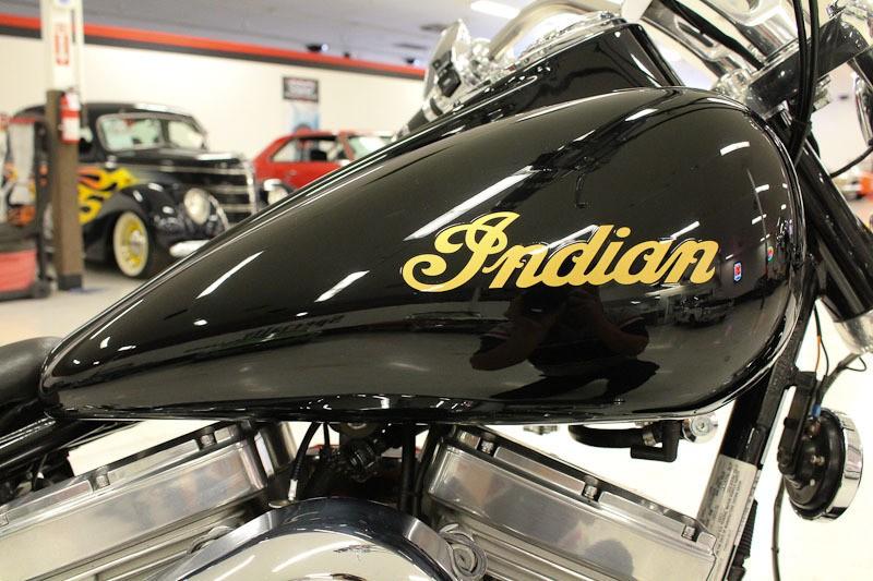 2003 Indian Spirit Delux 0 Door Motorcycle for sale