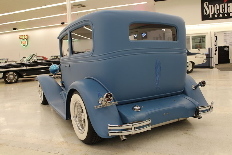 Chevrolet vehicles specialty sales classics for 1931 chevrolet 2 door sedan