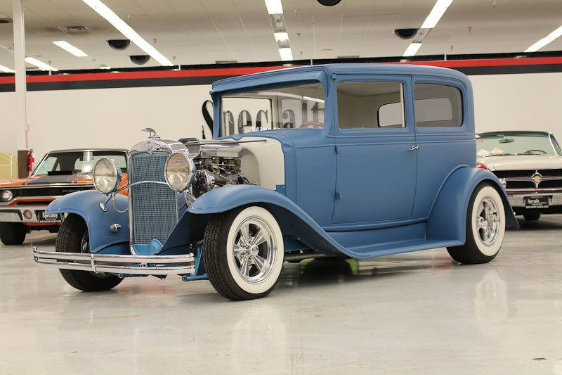 1931 Chevrolet AE Independence 2 Door Sedan for sale
