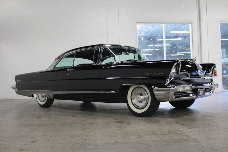 Lincoln vehicles specialty sales classics for 1956 lincoln premiere 4 door sedan