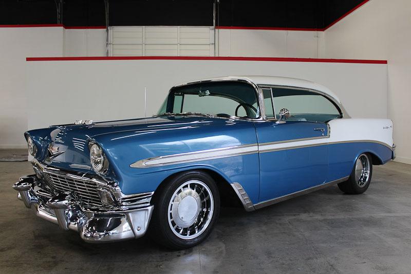 Chevrolet vehicles specialty sales classics for 1956 chevy belair 4 door hardtop for sale