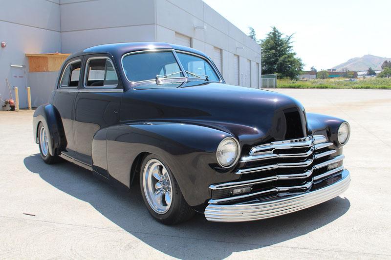 Chevrolet vehicles specialty sales classics for 1948 chevy fleetline 4 door