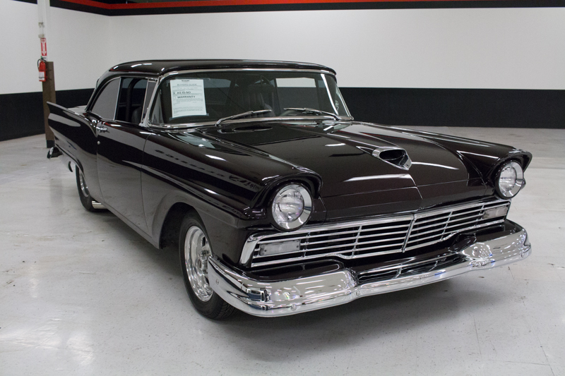 Ford vehicles specialty sales classics for 1957 ford 2 door