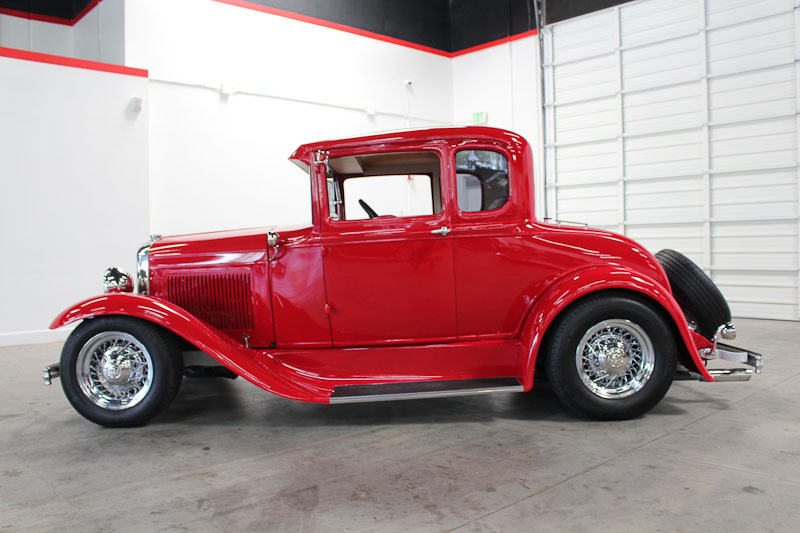 Ford vehicles specialty sales classics for 1931 ford model a 2 door sedan