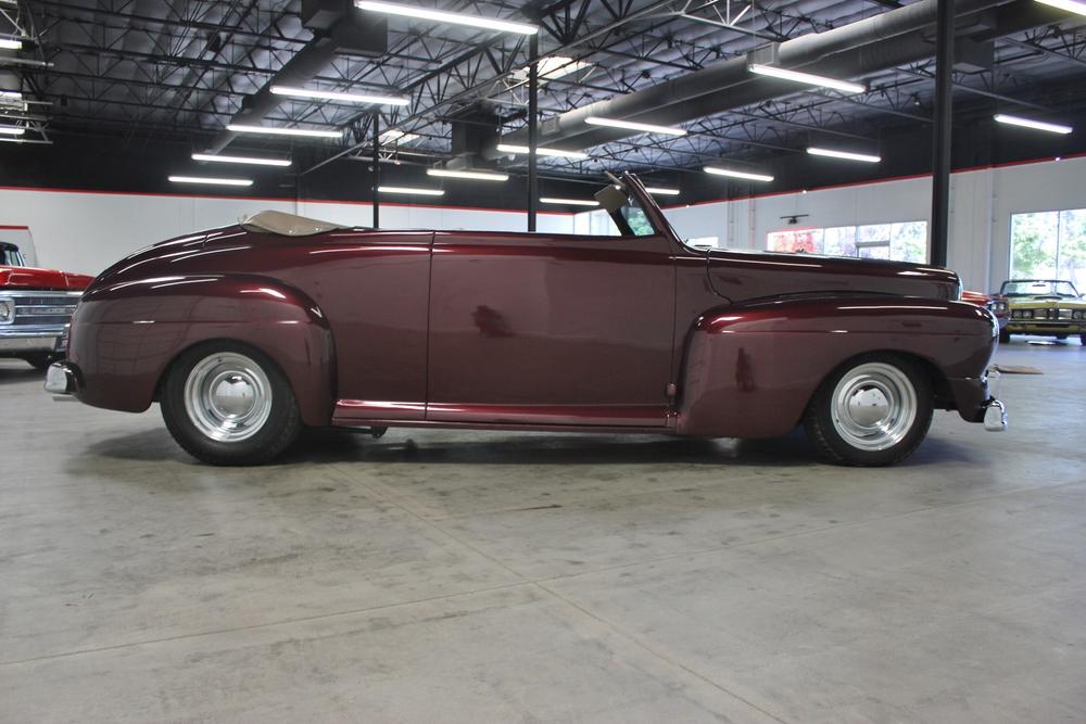 1948 Mercury 48M No trim field 2 Door Club Convertible for sale