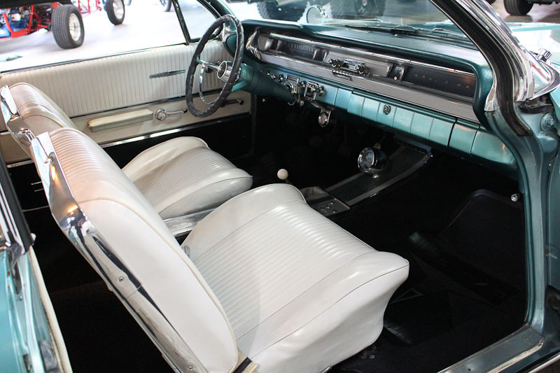 1962 Pontiac Grand Prix No trim field 2 Door Hardtop for sale