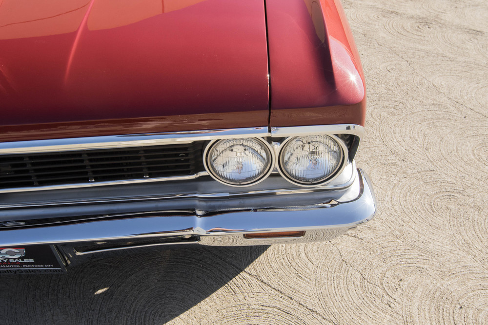 1966 Chevrolet Chevelle Super Sport 2 Door Convertible for sale