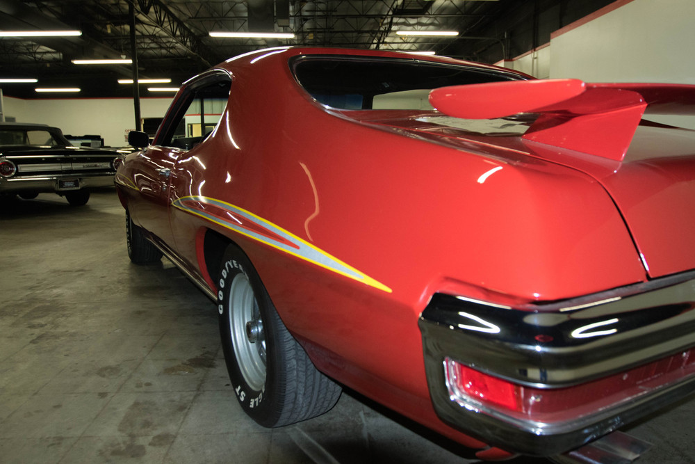 1970 Pontiac GTO No trim field 2 Door Hardtop (Judge) for sale