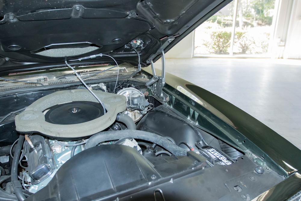 1969 Pontiac GTO No trim field 2 Door Convertible for sale