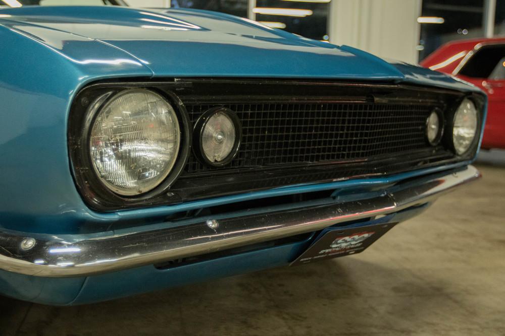 1967 Chevrolet Camaro No trim field 2 Door Hardtop for sale