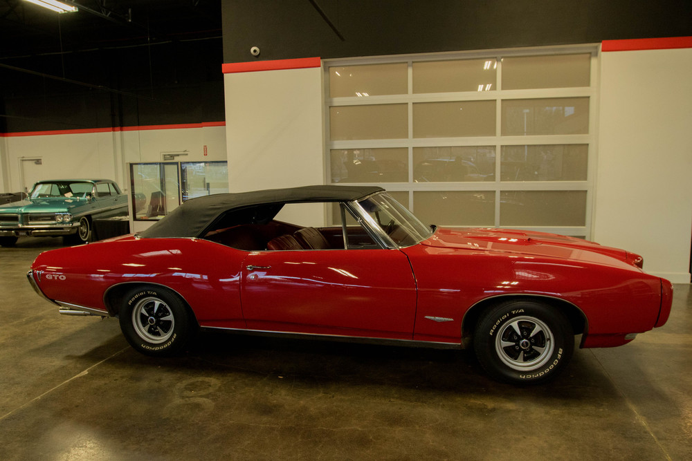 1968 Pontiac GTO No trim field 2 Door Convertible for sale