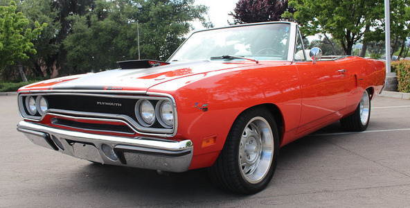 1970 Plymouth Road Runner No trim field 2 Door Convertible for sale