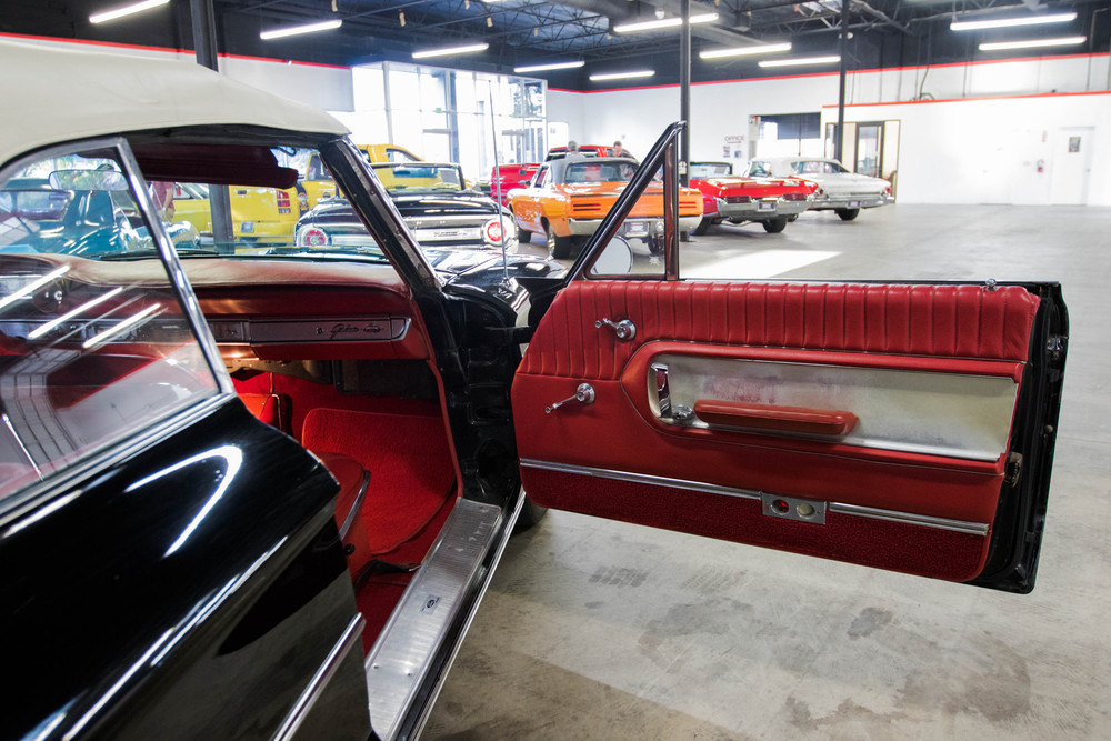 1964 Ford Galaxie 500 XL 2 Door Convertible for sale