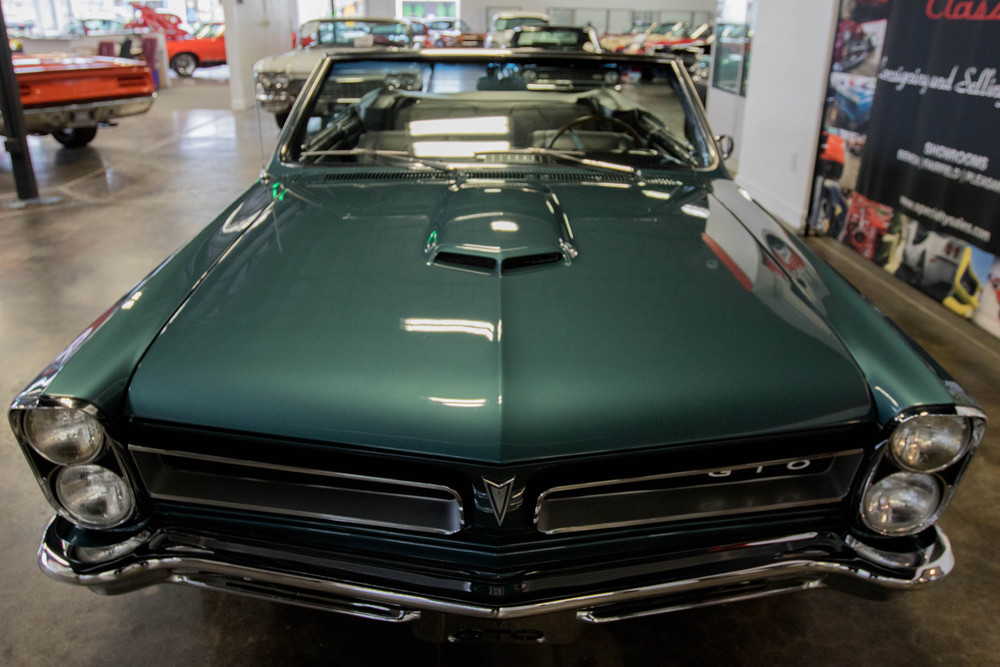 1965 Pontiac GTO No trim field 2 Door Convertible for sale