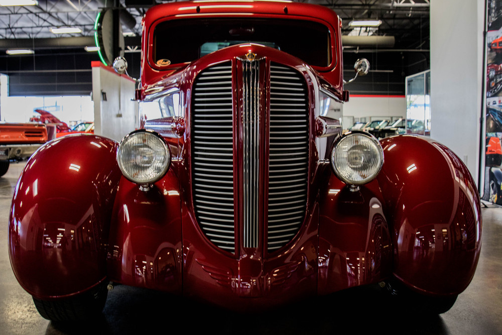 1937 Dodge 1/2 Ton No trim field 2 Door Pickup for sale