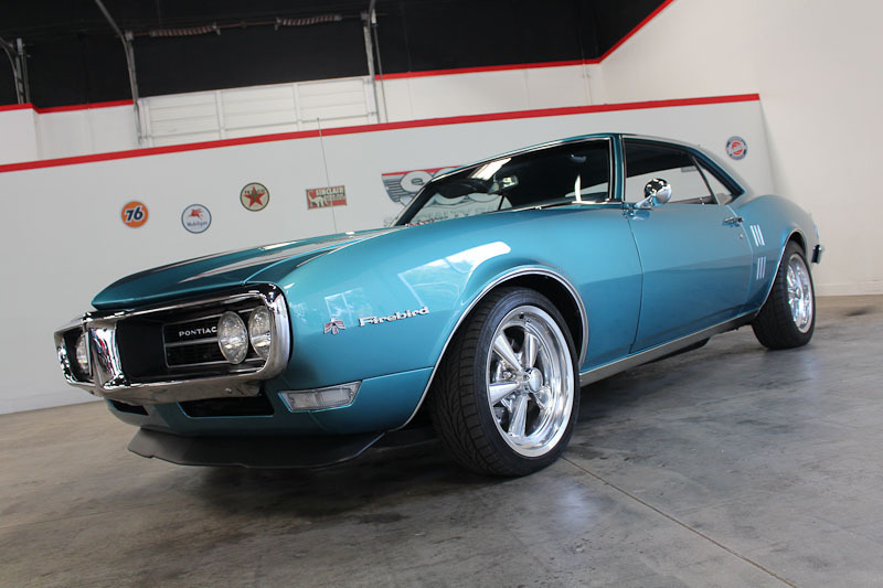 1968 Pontiac Firebird No trim field 2 Door Coupe for sale